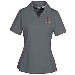 View a larger, more detailed picture of the Cutter & Buck Drytec Genre Polo - Ladies