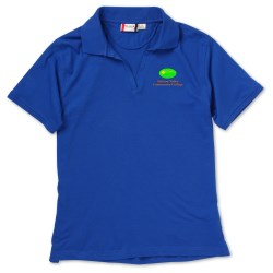 View a larger, more detailed picture of the Clique Anaheim Jersey Polo - Ladies - Closeout