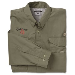 View a larger, more detailed picture of the Columbia Bonehead Long Sleeve Shirt