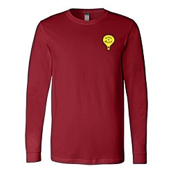 View a larger, more detailed picture of the Canvas Filmore LS Crewneck T-Shirt - Men s - Colors