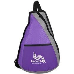 View a larger, more detailed picture of the Teardrop Slingpack