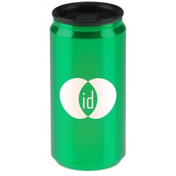 View a larger, more detailed picture of the Soda Can Travel Tumbler - 14 oz