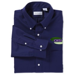 View a larger, more detailed picture of the Van Heusen Twill Dress Shirt - Men s