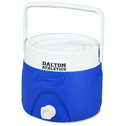 View a larger, more detailed picture of the Coleman 2-Gallon Party Stacker Cooler
