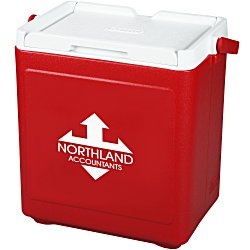 View a larger, more detailed picture of the Coleman 18-Quart Party Stacker Cooler