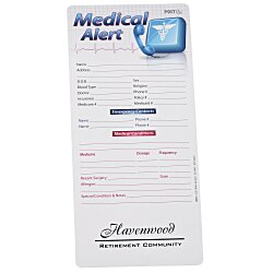 View a larger, more detailed picture of the Emergency Guide - Medical Alert