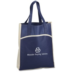 View a larger, more detailed picture of the Outlook Tote Bag