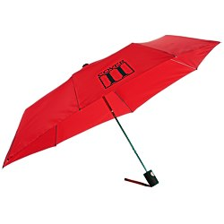 View a larger, more detailed picture of the totes Auto Open Folding Umbrella