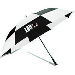 View a larger, more detailed picture of the totes Super Deluxe Premium Golf Umbrella