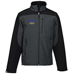 View a larger, more detailed picture of the Storm Creek Waterproof Soft Shell Jacket - Men s