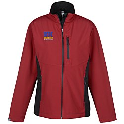 View a larger, more detailed picture of the Storm Creek Waterproof Soft Shell Jacket - Ladies