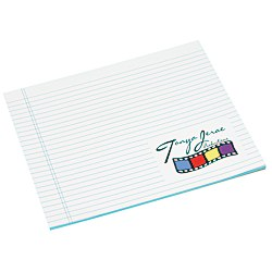 View a larger, more detailed picture of the Bic Note Paper Mouse Pad - Notebook - 25 Sheet