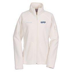 View a larger, more detailed picture of the Columbia Western Trek Microfleece Jacket - Ladies