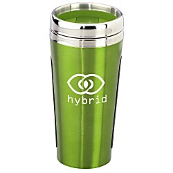 View a larger, more detailed picture of the Dual Grip Travel Tumbler - 15 oz