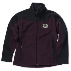 View a larger, more detailed picture of the Page & Tuttle Micro Tech Fleece Jacket - Ladies