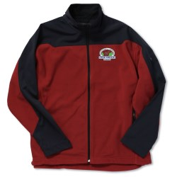 View a larger, more detailed picture of the Page & Tuttle Micro Tech Fleece Jacket - Men s