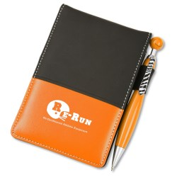 View a larger, more detailed picture of the Swanky Jotter w Calculator - Closeout