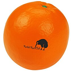 View a larger, more detailed picture of the Orange Stress Reliever