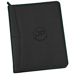 View a larger, more detailed picture of the Pedova Zippered Padfolio