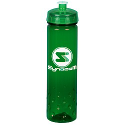 View a larger, more detailed picture of the PolySure Inspire Sport Bottle - 24 oz - Translucent