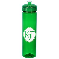 View a larger, more detailed picture of the PolySure Refresh Sport Bottle - 24 oz -Translucent