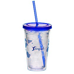 View a larger, more detailed picture of the Earthy Color Scheme Spirit Tumbler - 16 oz