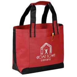View a larger, more detailed picture of the Skipper Tote Bag