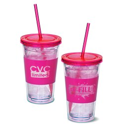 View a larger, more detailed picture of the Liquidate Color Scheme Spirit Tumbler - 16 oz