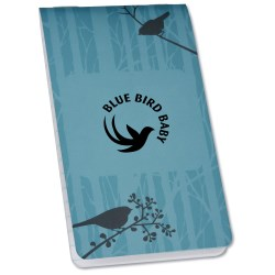 View a larger, more detailed picture of the Full Color Memo Book - Birds