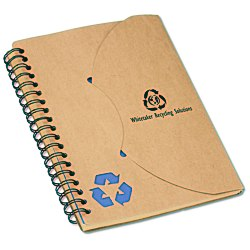 View a larger, more detailed picture of the Travis Eco Notebook
