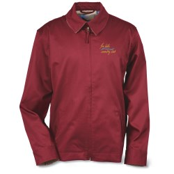 View a larger, more detailed picture of the Blue Generation Teflon Twill Jacket - Men s - Closeout