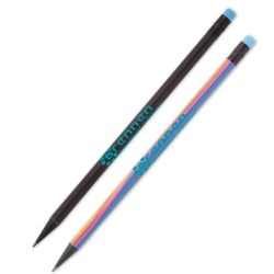 View a larger, more detailed picture of the Filmore Rainbow Peek Pencil