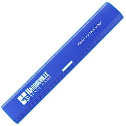 View a larger, more detailed picture of the Leading Edge Ruler 12 - Opaque