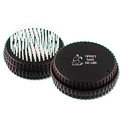 View a larger, more detailed picture of the Twist-It Pet Brush - Opaque