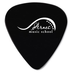 View a larger, more detailed picture of the Guitar Pick - Opaque