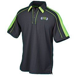 View a larger, more detailed picture of the North End Sport Polyester Pique Polo - Men s