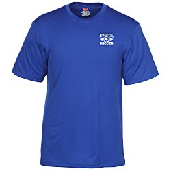View a larger, more detailed picture of the Hanes 4 oz Cool Dri T-Shirt - Men s - Screen