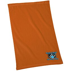 View a larger, more detailed picture of the Economy Golf Towel - 24 hr