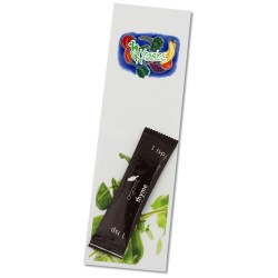 View a larger, more detailed picture of the Recipe Bookmark with Thyme