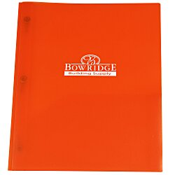View a larger, more detailed picture of the 3 Prong Twin Pocket Presentation Folder