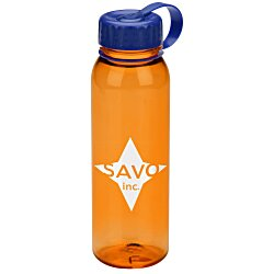 View a larger, more detailed picture of the Poly-Pure Outdoor Bottle w Tethered Lid - 24 oz