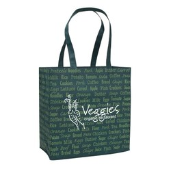View a larger, more detailed picture of the Printed Market Tote - Closeout