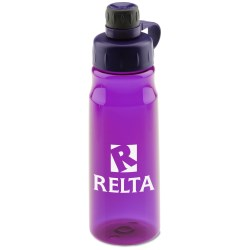 View a larger, more detailed picture of the Affusion Tritan Sport Bottle - 28 oz