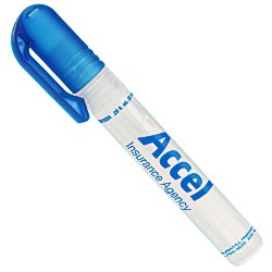 View a larger, more detailed picture of the Pocket Spray Sanitizer - 24 hr