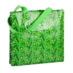 View a larger, more detailed picture of the PhotoGraFX Scapes Gusseted Tote - Fruit - Closeout