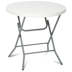 View a larger, more detailed picture of the Round Table - Cafe Height