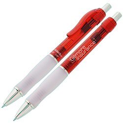 View a larger, more detailed picture of the Paper Mate Breeze Gel Pen - Translucent - 24 hr