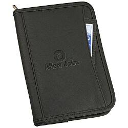 View a larger, more detailed picture of the DuraHyde Zippered Jr Padfolio