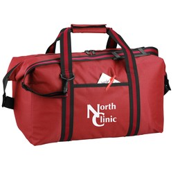 View a larger, more detailed picture of the Carry-All Travel Cooler Bag