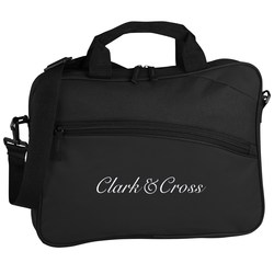 View a larger, more detailed picture of the Conference Brief Bag - Closeout